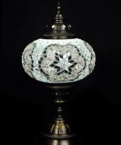 Turkse tafellamp wit gemakkelijk, veilig en snel online bestellen