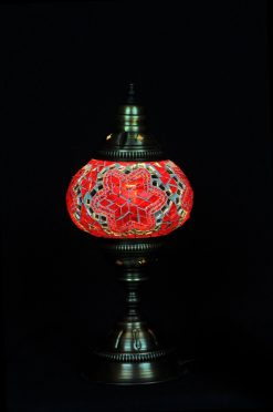 Turkse tafellamp rood gemakkelijk, veilig en snel online bestellen