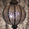 Turkse filigrain lamp/ Turkse lamp - turkselampen-online.nl