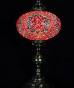 Tafellamp ovaal N6 - Turkse Lampen Online