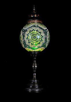 Tafellamp rond T30 Groen