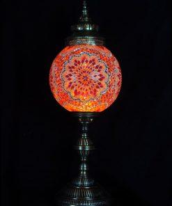 Tafellamp rond T30 Oranje